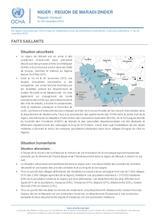 Niger : Régions de Zinder Maradi Rapport mensuel du 1 au 30 novembre 2019