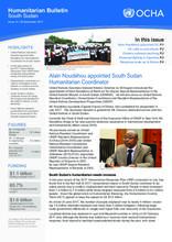 South Sudan: Humanitarian Bulletin Issue 14 (08 Sep 2017)