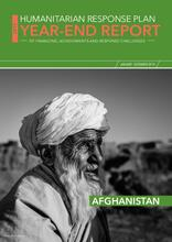 AFGHANISTAN: Humanitarian Response Plan 2018-2021 - Year-End Report 2019