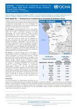 Colombia – Emergencia por vendaval, inundaciones y deslizamientos en Bahía Solano y Juradó (Chocó) Flash Update No. 1 (07/06/2017) [CLONED]