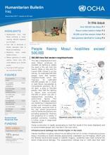Iraq Humanitarian Bulletin March/April 2017 | Issued on 25 April