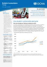 Tchad : Bulletin Humanitaire de juillet-août 2018 (9 novembre 2018)