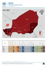 Niger INFORM Risk Index 2019 [EN]