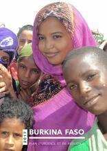 Burkina Faso 2017 : Plan d'urgence et de résilience