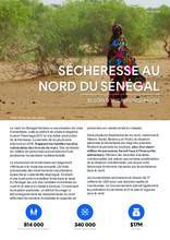 Sénégal : Sécheresse au nord - Besoin d'une réponse rapide