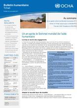 Tchad : Bulletin humanitaire de juin et juillet 2017