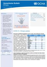 Ethiopia Bi-Weekly Humanitarian Bulletin, 8 - 21 JUNE 2020 [EN]