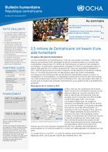 RCA: OCHA Bulletin humanitaire #29 (nov 2017)