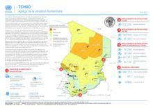 Tchad - Aperçu de la situation humanitaire (avril 2021)