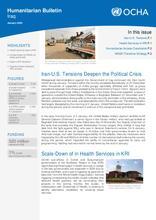 Iraq: Humanitarian Bulletin, January 2020 [EN][کوردی][العربية]