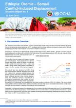 Ethiopia: Oromia – Somali Conflict-Induced Displacement Situation Report No. 4