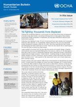 South Sudan: Humanitarian Bulletin, Issue 14 (22 Sep 2016)