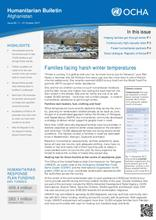 OCHA: Humanitarian Bulletin Afghanistan Issue 69 | 1 – 31 October 2017