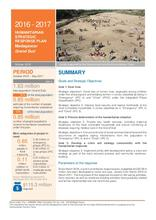 2016 - 2017 Humanitarian Strategic Response Plan - Madagascar, Grand Sud