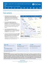 Tchad : Impact de la crise nigériane dans la province du Lac - Rapport de situation n°31 (14 décembre 2018)
