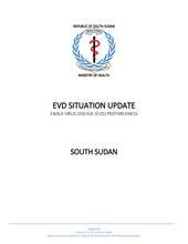 Situation Update - Ebola Virus Disease (EVD) Preparedness #63