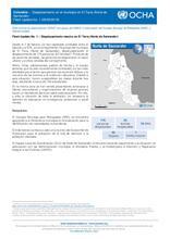 Colombia – Flash Update No. 1: Desplazamiento Masivo en El Tarra