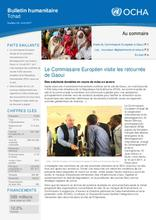 Tchad: Bulletin humanitaire d'avril 2017