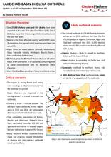 Lake Chad Basin Cholera Outbreak