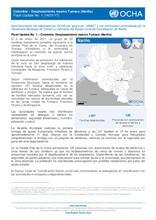 Colombia – Desplazamiento masivo Tumaco (Nariño) Flash Update No. 1 (14/01/17)