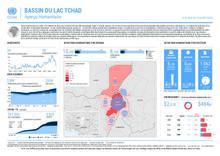 Lake Chad Basin Humanitarian Snapshot as of 19 July 2021 [EN/FR]