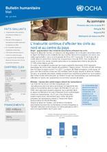 Mali : Bulletin d'information humanitaire mai-juin 2018