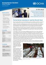 South Sudan Humanitarian Bulletin Issue 6 | 9 May 2016