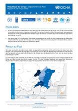République du Congo: Rapport de situation No. 6, juin 2018 [FR/EN]