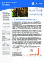 South Sudan: Humanitarian Bulletin, Issue 3 | 17 February 2017