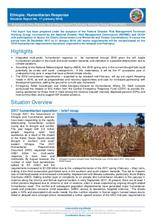 Ethiopia: Humanitarian Response Situation Report No. 17 (January 2018)