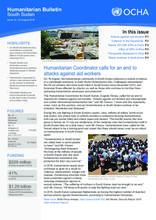 South Sudan: Humanitarian Bulletin, Issue Number 12 (23 Aug 2016)