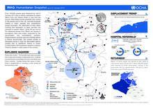 Iraq: Humanitarian Snapshot (as of 31 January 2017)