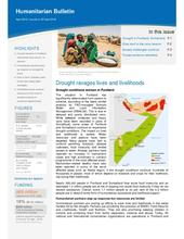 Somalia Humanitarian Bulletin April 2016 | Issued on 23 April 2016