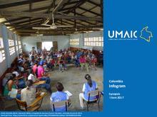 Colombia: Infograma Segundo Semestre 2017 (UMAIC)
