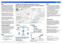 Tchad : Epidémie d'hépatite E (VHE) au Salamat (au 21 février 2017)