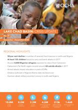 Lake Chad basin: Crisis update N0.21 November - December 2017