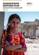 Iraq: 2020 Humanitarian Response Plan - Executive Summary [EN] [العربية] [کوردی]