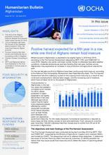 Monthly Humanitarian Bulletin (June 2016)