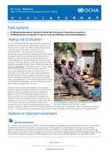 RD Congo – Nord-Kivu  Note d'informations humanitaires du 20 novembre 2018