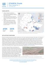 Ethiopia – Floods Flash Update No.2 , As of 25 May 2020