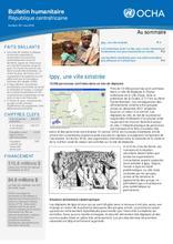 RCA: OCHA Bulletin humanitaire numéro 35 (avr 2018)