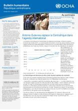 RCA: OCHA Bulletin humanitaire #28 (oct 2017)