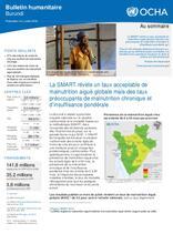 Burundi - Bulletin Humanitaire Juin 2018 [CLONED]