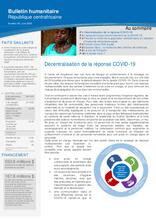 RCA: OCHA Bulletin humanitaire #56 juin 2020