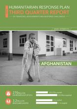 Afghanistan 2016 Humanitarian Response Plan: Third Quarter Report (January - September 2016)