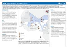 West Africa: Impact of the floods (22 Aug 2016)