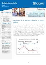 Mali : Bulletin d'information humanitaire août – novembre 2017 / Humanitarian information Bulletin august – november 2017