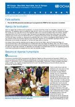 RD Congo - Bas-Uele, Haut-Uele, Ituri et Tshopo : Note d'informations humanitaires du 19 décembre 2018