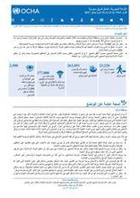 (الجمهورية العربية السورية: شمال شرق سورية تقرير الحالة رقم 13 (1-31 تموز/يوليو 2017