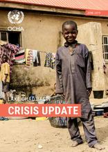 Lake Chad Basin: Crisis update, June 2019